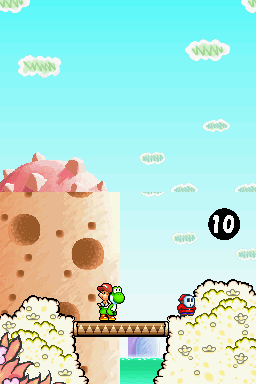 Yoshis island ds uevlchiken rom nds roms emuparadise screenshot thumbnail media file 2 for yoshis island ds uevlchiken sciox Image collections