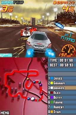 Asphalt 4 Elite Racing Dsi Rom - isoft-zonesoft