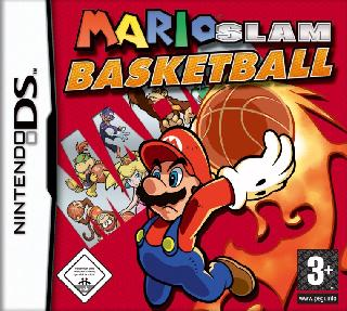 Screenshot Thumbnail / Media File 1 for Mario Slam Basketball (E)(FireX)