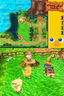 Screenshot Thumbnail / Media File 1 for Final Fantasy Fables - Chocobo Tales (U)(Legacy)