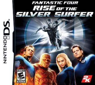 Screenshot Thumbnail / Media File 1 for Fantastic Four - Rise of the Silver Surfer (E)(XenoPhobia)
