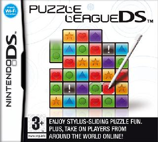 Screenshot Thumbnail / Media File 1 for Puzzle League DS (E)(XenoPhobia)