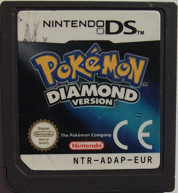 Android Diamond: Pokemon Diamond Version (v1.13) (E)(Independent) ROM