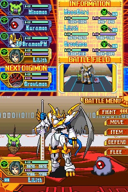 Digimon World - Dusk (U)(XenoPhobia) ROM < NDS ROMs