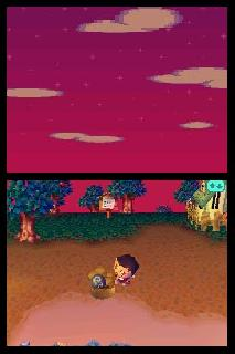 Screenshot Thumbnail / Media File 1 for Animal Crossing - Wild World (v01) (U)(Independent)