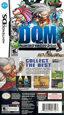Dragon Quest Monsters - Joker (U)(XenoPhobia) ROM < NDS ROMs