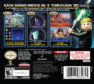 Screenshot Thumbnail / Media File 1 for LEGO Star Wars - The Complete Saga (E)(EXiMiUS)