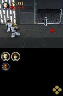 LEGO Star Wars - The Complete Saga (E)(EXiMiUS) ROM < NDS