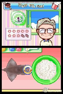 Screenshot Thumbnail / Media File 1 for Cooking Mama 2 - Dinner With Friends (U)(XenoPhobia)