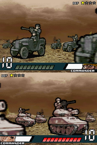Advance Wars: Days of Ruin nintendo ds