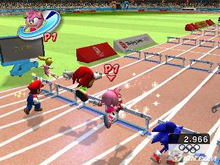 Screenshot Thumbnail / Media File 1 for Mario & Sonic at the Olympic Games (U)(XenoPhobia)