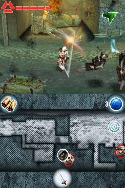 Assassin S Creed Altair S Chronicles E Eximius Rom Nds Roms