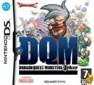 Screenshot Thumbnail / Media File 1 for Dragon Quest Monsters - Joker (E)(EXiMiUS)