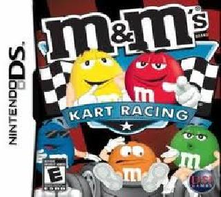 Screenshot Thumbnail / Media File 1 for M&M's Kart Racing (v01) (U)(Sir VG)