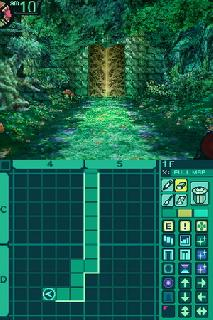 Screenshot Thumbnail / Media File 1 for Etrian Odyssey II - Heroes of Lagaard (U)(Independent)