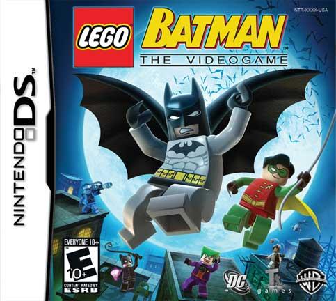 LEGO Batman - The Videogame (U)(Micronauts) ROM