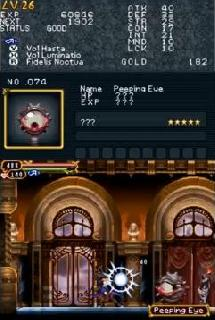 Screenshot Thumbnail / Media File 1 for Castlevania - Order of Ecclesia (U)(Venom)