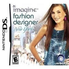 Imagine Fashion Designer New York U Xenophobia Rom Nds Roms Emuparadise