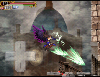 Screenshot Thumbnail / Media File 1 for Castlevania - Order of Ecclesia (E)(GUARDiAN)