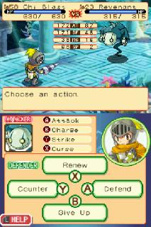 Screenshot Thumbnail / Media File 1 for Dokapon Journey (US)(XenoPhobia)