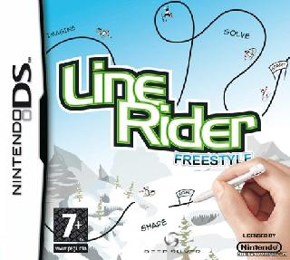 Screenshot Thumbnail / Media File 1 for Line Rider - Freestyle (EU)(M5)(EXiMiUS)