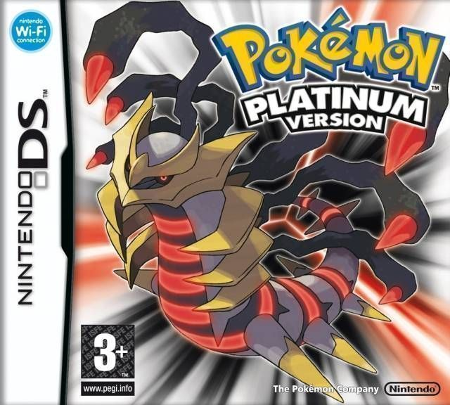 pokemon version platine nds fr