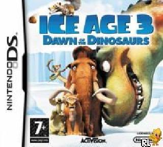 Screenshot Thumbnail / Media File 1 for Ice Age 3 - Dawn of the Dinosaurs (EU)(M2)(BAHAMUT)
