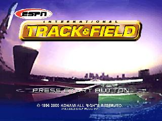 Screenshot Thumbnail / Media File 1 for ESPN International Track & Field (USA)