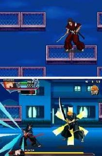 Screenshot Thumbnail / Media File 1 for Bleach DS 4th - Flame Bringer (JP)(Caravan)