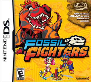 Screenshot Thumbnail / Media File 1 for Fossil Fighters (US)(Venom)