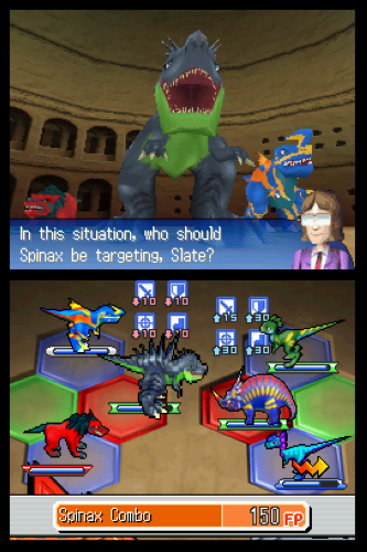fossil fighters champions starters