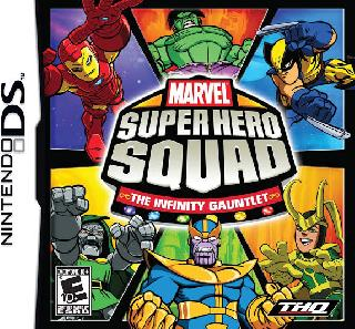 Screenshot Thumbnail / Media File 1 for Marvel Super Hero Squad (EU)(M2)