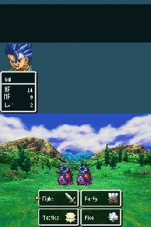 Screenshot Thumbnail / Media File 1 for Dragon Quest VI - Maboroshi no Daichi (JP)(STORMAN)