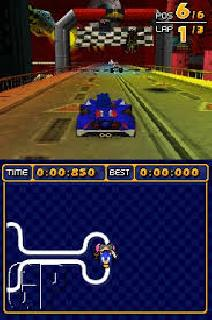 Screenshot Thumbnail / Media File 1 for Sonic & Sega All-Stars Racing (U)