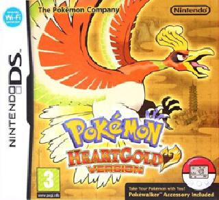 Screenshot Thumbnail / Media File 1 for Pokemon - Version Or HeartGold (F)