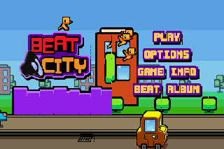 Screenshot Thumbnail / Media File 1 for Beat City (U)