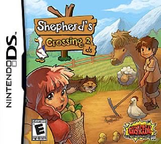 Screenshot Thumbnail / Media File 1 for Shepherds Crossing 2 DS (Trimmed 62 Mbit)(Intro) (U)