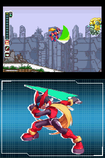 Screenshot Thumbnail / Media File 1 for MegaMan Zero Collection (E)