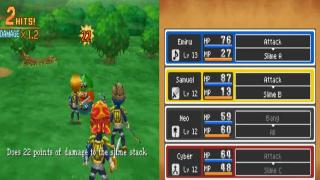 Screenshot Thumbnail / Media File 1 for Dragon Quest IX - Sentinels of the Starry Skies (U)