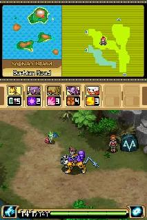 Screenshot Thumbnail / Media File 1 for Pokemon Ranger - Guardian Signs (U)