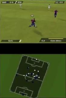 Screenshot Thumbnail / Media File 1 for FIFA 11 (DSi Enhanced) (E)