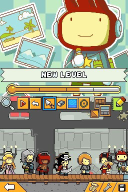 scribblenauts ds rom