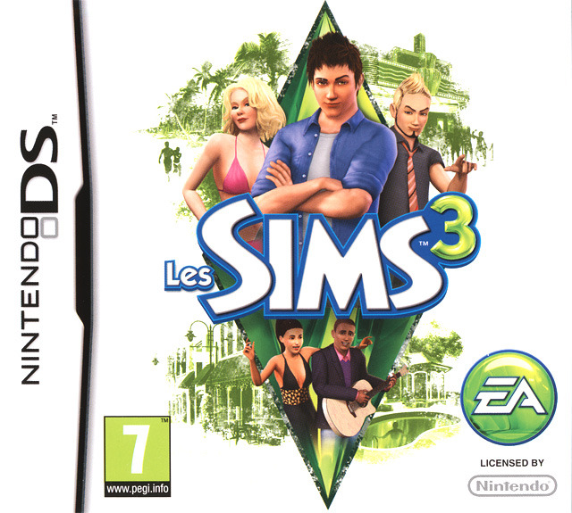 Music from the video game The Sims 2 from 2004, by Maxis Music by Mark Mothersbaugh ---