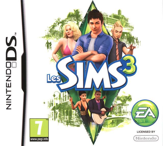 Sims 3, The (DSi Enhanced) (E) ROM < NDS ROMs | Emuparadise