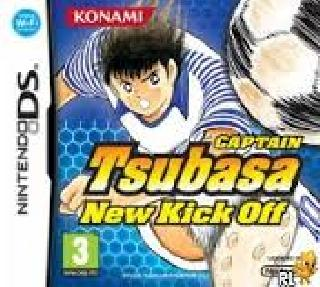Captain Tsubasa - New Kick Off (E) ROM < NDS ROMs | Emuparadise