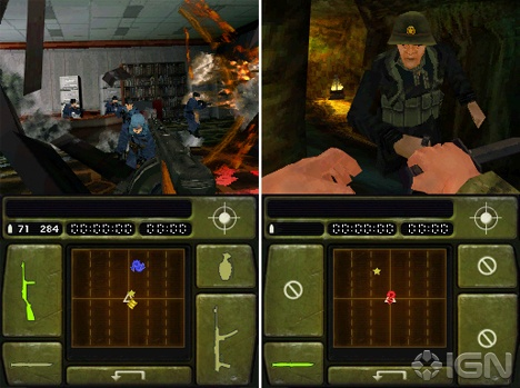 call of duty - black ops nds rom cool
