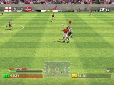 futebol dreamcast