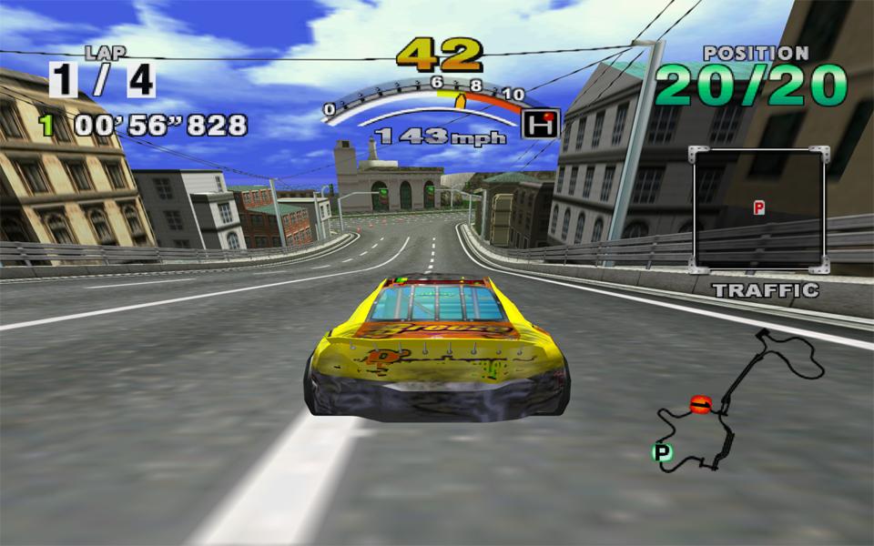 daytona race game download