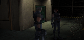 Screenshot Thumbnail / Media File 1 for Dino Crisis (France)