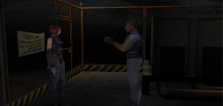 Screenshot Thumbnail / Media File 1 for Dino Crisis (Spain)